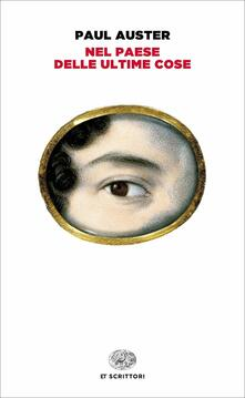 Nel paese delle ultime cose - Paul Auster - copertina