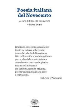 Radiosenisenews.it Poesia italiana del Novecento Image