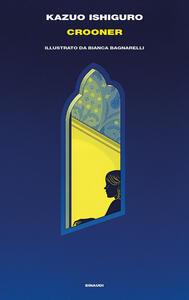 Crooner - Kazuo Ishiguro - copertina