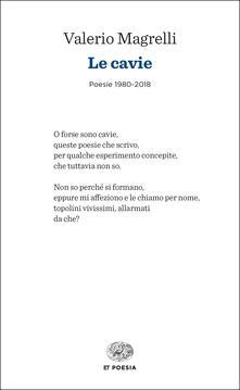 Le cavie. Poesie 1980-2018.pdf