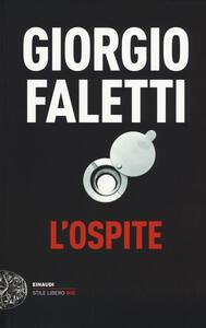 L' ospite - Giorgio Faletti - copertina