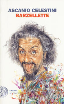 Barzellette - Ascanio Celestini - copertina