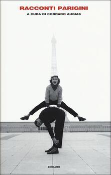 Racconti parigini - copertina