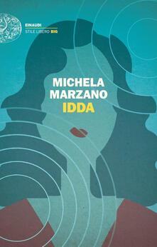 Idda - Michela Marzano - copertina