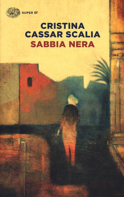 Sabbia nera - Cristina Cassar Scalia - copertina