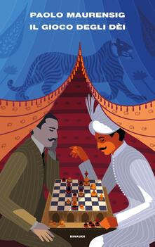 Il gioco degli dèi - Paolo Maurensig - copertina
