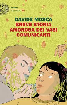 Breve storia amorosa dei vasi comunicanti - Davide Mosca - copertina