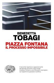 Winniearcher.com Piazza Fontana. Il processo impossibile Image