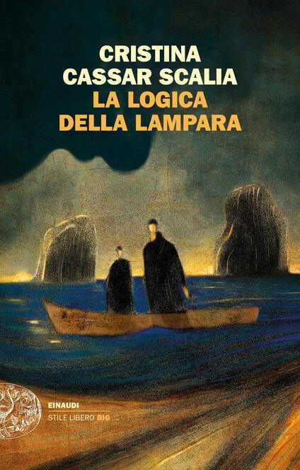 La logica della lampara - Cristina Cassar Scalia - copertina