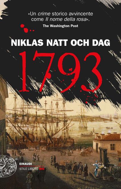 1793 - Niklas Natt och Dag - copertina