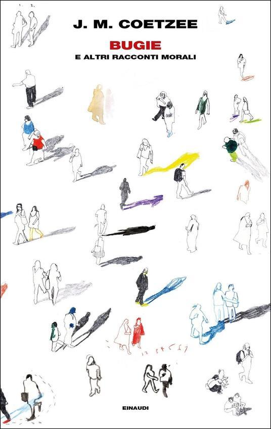 Bugie e altri racconti morali - J. M. Coetzee - copertina