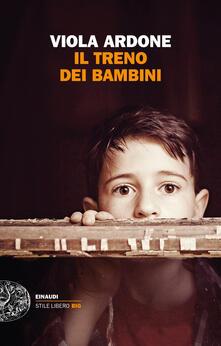 Il treno dei bambini - Viola Ardone - copertina
