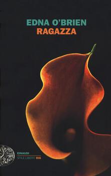 Ragazza - Edna O'Brien - copertina