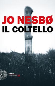 Il coltello - Jo Nesbø - copertina