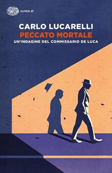 Promoartpalermo.it Peccato mortale. Un'indagine del commissario De Luca Image