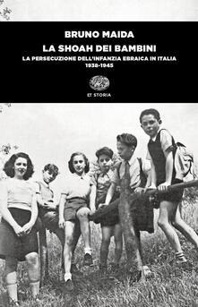 Vitalitart.it La Shoah dei bambini. La persecuzione dell'infanzia ebraica in Italia (1938-1945) Image