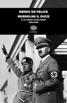 Antondemarirreguera.es Mussolini il duce. Vol. 2: stato totalitario (1936-1940), Lo. Image