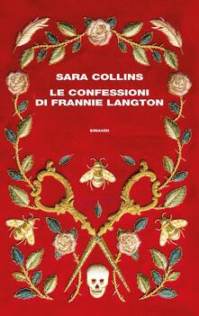 Grandtoureventi.it Le confessioni di Frannie Langton Image
