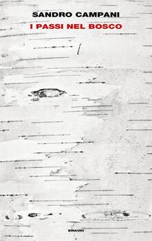 I passi nel bosco - Sandro Campani - copertina