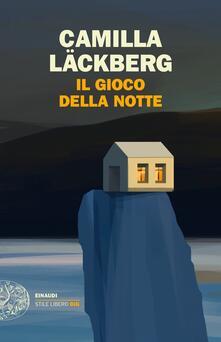 Il gioco della notte - Camilla Läckberg - copertina