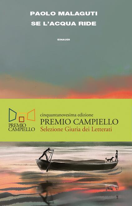 Se l'acqua ride - Paolo Malaguti - copertina