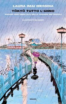 Tōkyō tutto l'anno - Laura Imai Messina - copertina