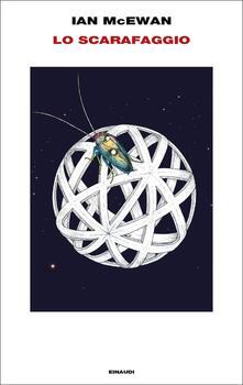 Lo scarafaggio - Ian McEwan - copertina