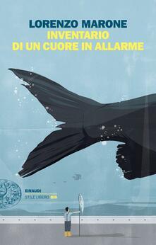 Inventario di un cuore in allarme - Lorenzo Marone - copertina
