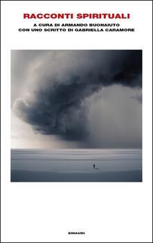 Racconti spirituali - copertina
