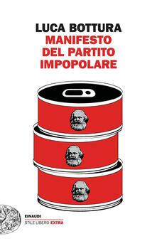 Manifesto del Partito Impopolare - Luca Bottura - copertina