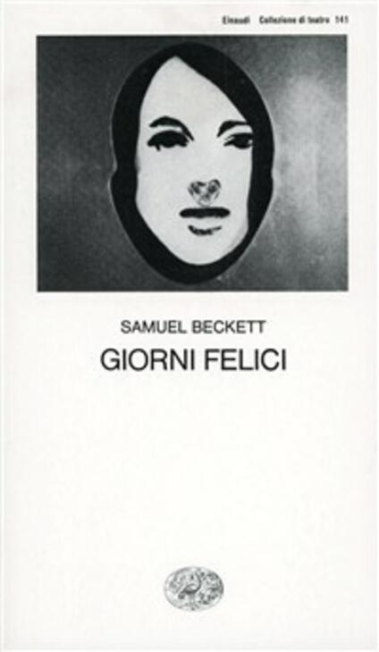 Giorni felici - Samuel Beckett - copertina