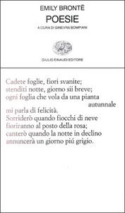 Libro Poesie Emily Brontë