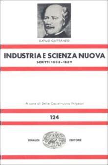 Radiospeed.it Opere scelte. Vol. 1: Industria e scienza nuova (1833-1839). Image