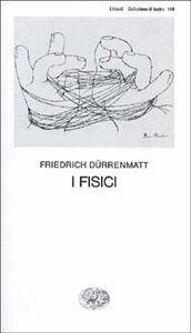 Libro I fisici Friedrich Dürrenmatt