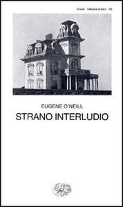 Strano interludio - Eugene O'Neill - copertina