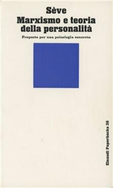 Marxismo e teoria della personalità.pdf