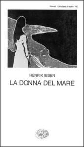La donna del mare - Henrik Ibsen - copertina
