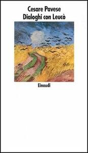 Dialoghi con Leucò - Cesare Pavese - copertina