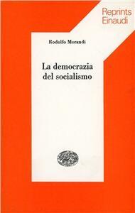La democrazia del socialismo - Rodolfo Morandi - copertina