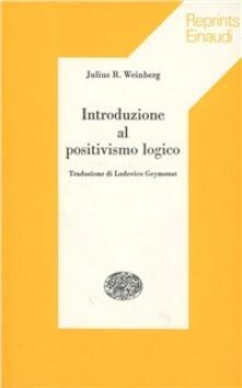Parcoarenas.it Introduzione al positivismo logico Image