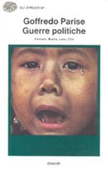 Tegliowinterrun.it Guerre politiche. Vietnam, Biafra, Laos e Cile Image