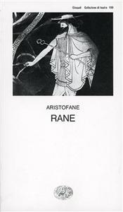 Libro Le rane Aristofane
