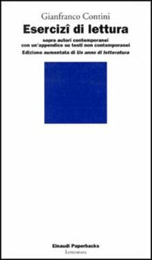 Esercizi di lettura sopra autori contemporanei.pdf