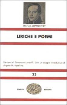 Liriche e poemi