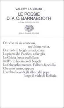 Listadelpopolo.it Le poesie di A. O. Barnabooth Image