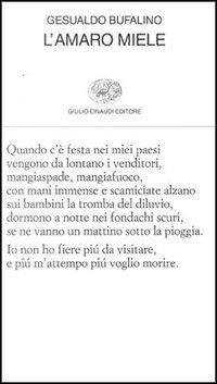 L' L' amaro miele - Bufalino Gesualdo - wuz.it