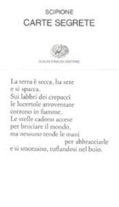 Libro Carte segrete Scipione