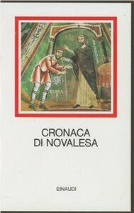 Libro Cronaca di Novalesa