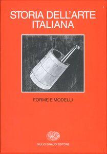 Foto Cover di Storia dell'arte italiana. Vol. 11: Situazioni, momenti, indagini. Forme e modelli., Libro di  edito da Einaudi