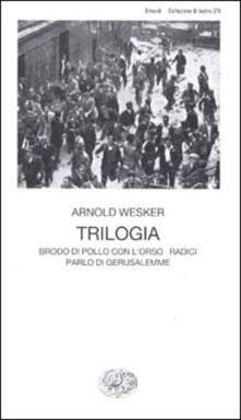 Trilogia. Brodo di pollo con lorzo-Radici-Parlo di Gerusalemme.pdf